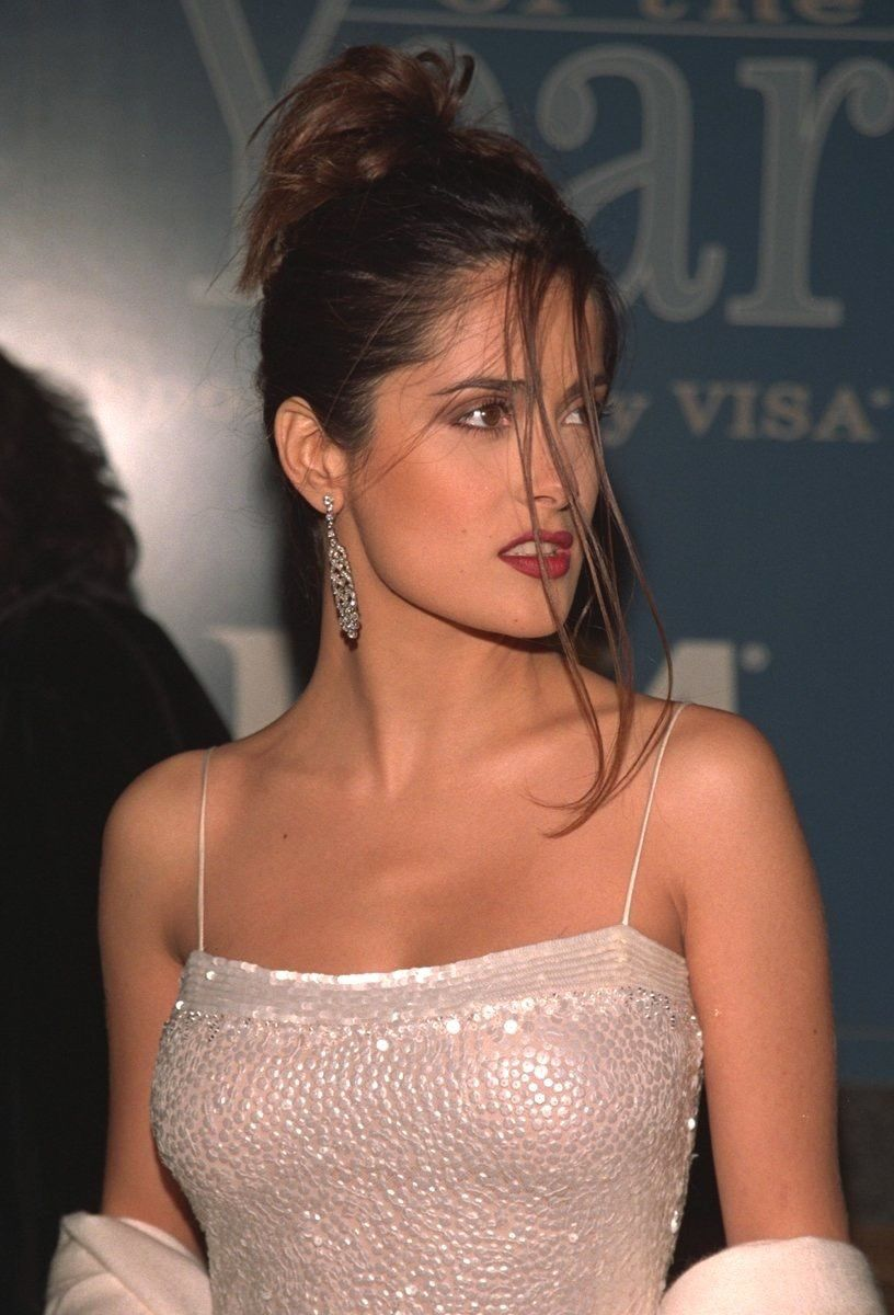 Photo of 90s Salma Hayek