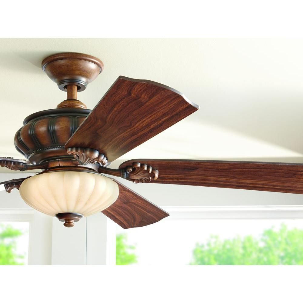 Home decorators collection abigail 52 in led indoor