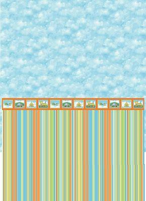 Nacar miniatures papel infantil baby wallpaper - Papel decoupage infantil ...