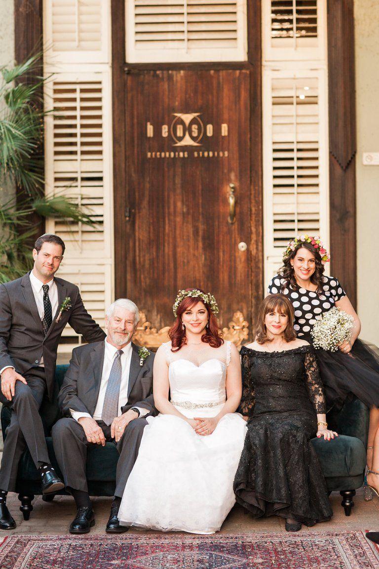 Polka Dot Wedding Jim Henson Company Studios