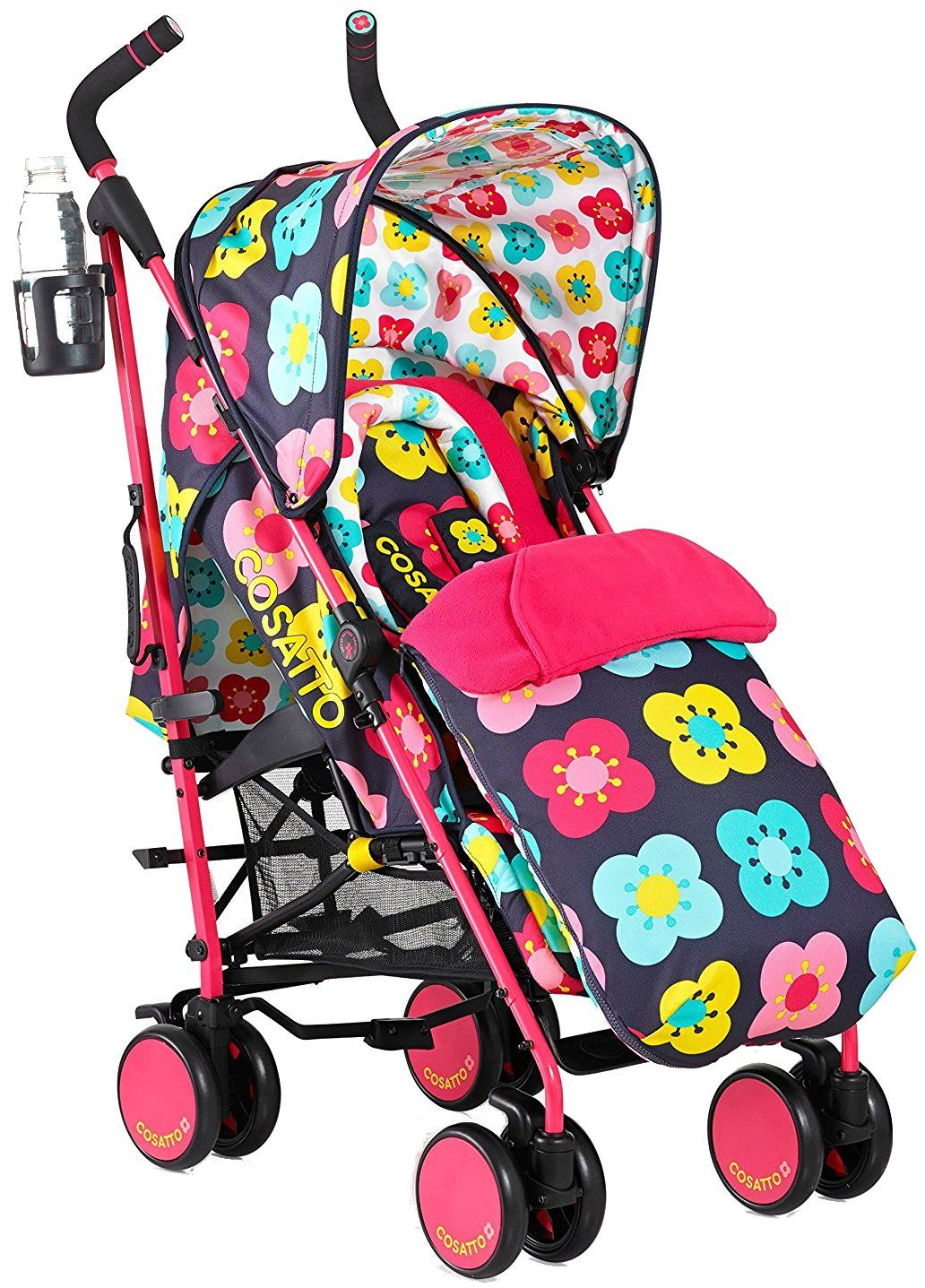 Supa Stroller Poppidelec pushchair parents