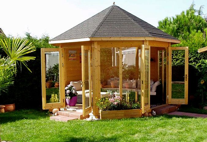 Moderne Gartenpavillons Unsere Schonsten Beispiele Garten Pavillon Moderner Pavillon Moderner Garten