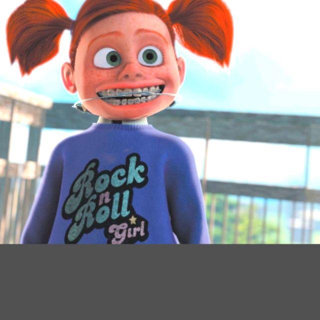 Girl From Finding Nemo