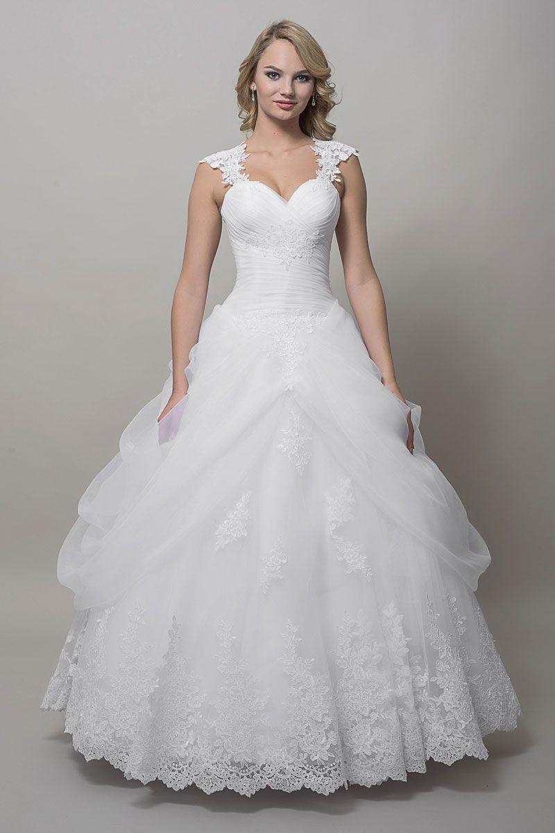 Muszlin menyasszonyi ruha katalógus » Avea.hu  6b685fe2fe