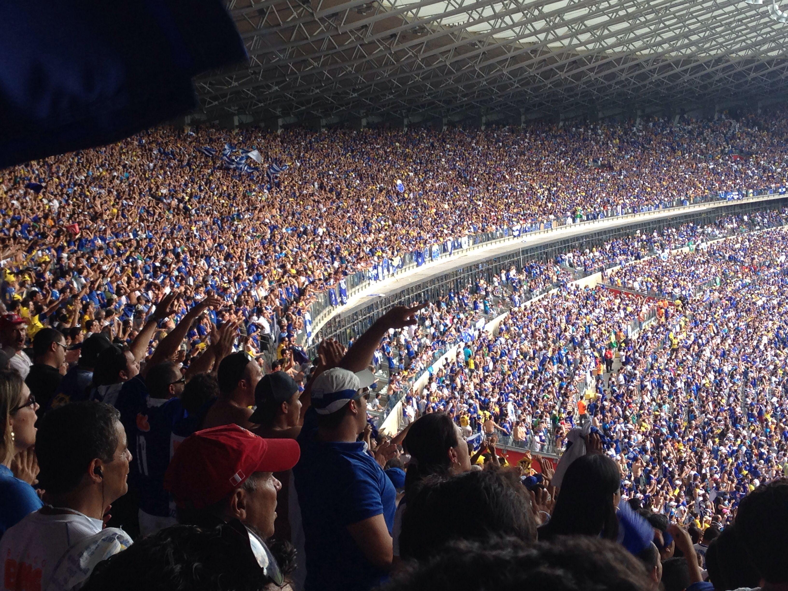 mineirão, Cruzeiro.