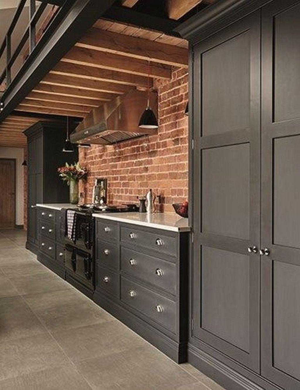 32 The Best Industrial Kitchen Design Ideas Magzhouse In 2020 Kitchen Inspiration Design Industrial Style Kitchen Elegant Kitchen Design