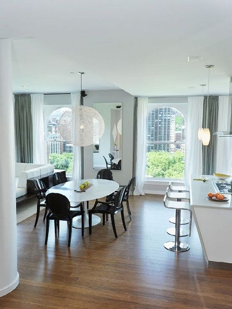 Blake Lively S Dining Room In Her Manhattan