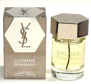 Saint Laurent By Yves For Men 2 Oz Perfume Hombres Lociones