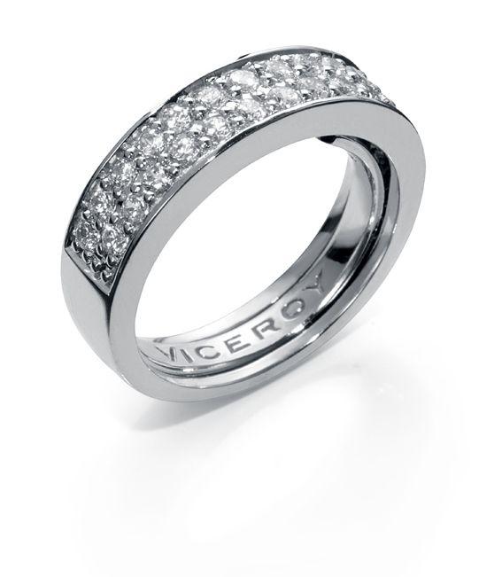 Espectacular anillo firmado por Viceroy.es