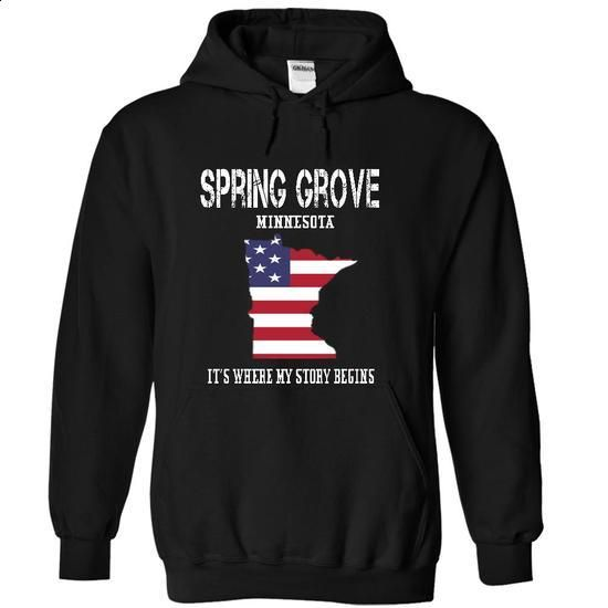 SPRING GROVE-- Its Where My Story Begins! - #statement tee #adidas sweatshirt. SIMILAR ITEMS => https://www.sunfrog.com/No-Category/SPRING-GROVE--Its-Where-My-Story-Begins-9050-Black-19149699-Hoodie.html?68278