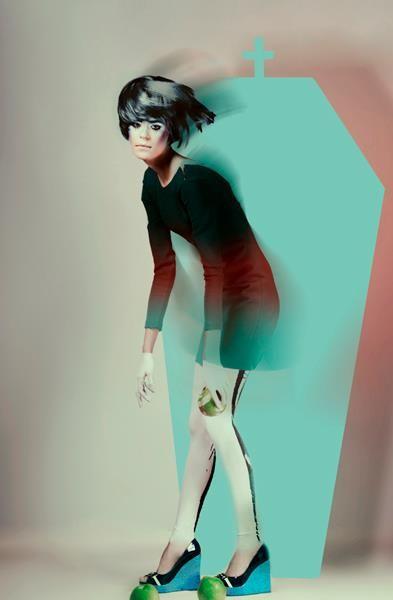 BadTime story #fashion #Marla #Singer #Snow #White