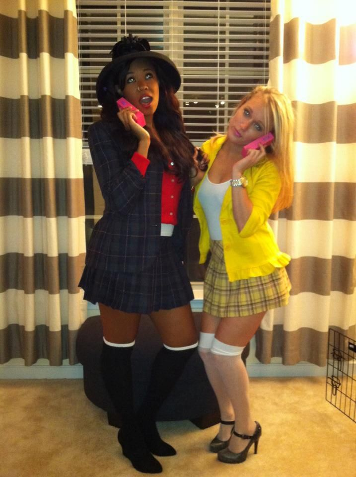 Cher and Dee halloween costume #cher #dee #clueless #costume & Cher and Dee halloween costume #cher #dee #clueless #costume ...