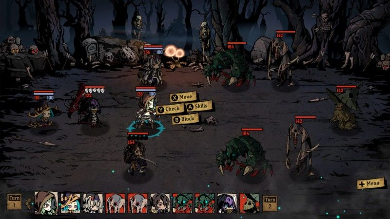 Hands On With Tactical Rpg Mistover Rpg Turn Ons Pax East