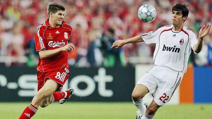Xem lại AC Milan vs Liverpool, chung kết Champions League 2007