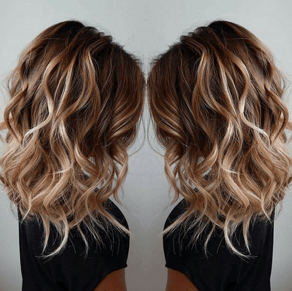 Un Balayage Fa On Blond De Surfeuse Australienne Beauty Hair Make Up Pinterest