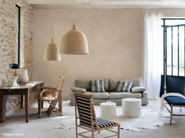 peinture colo misez sur les enduits naturels elle d coration enduit id e et chaux. Black Bedroom Furniture Sets. Home Design Ideas