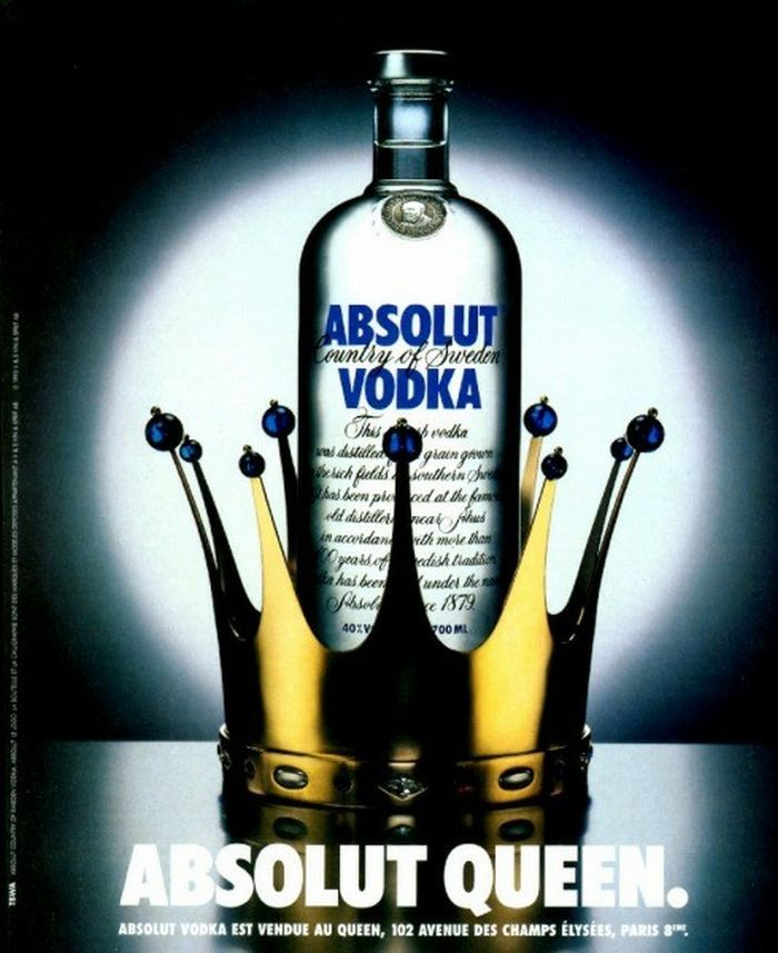 vodka advertising essay Advertising analysis essaysthe advertisement that i chose for this essay is for absolut vodka here we have a very popular line of advertisements, which has been running for many years now the central theme to these ads is that the bottle seems to be always the main focal point the advert its.