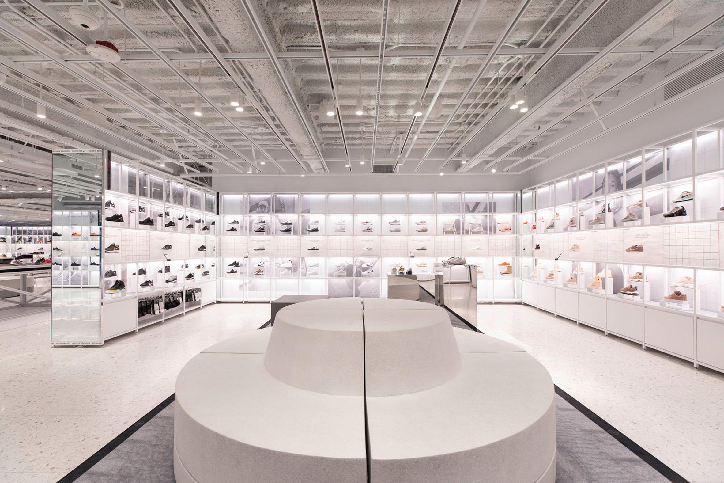Nike New York flagship House of Innovation 000 in 2019