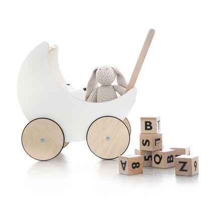 landau jouet bois