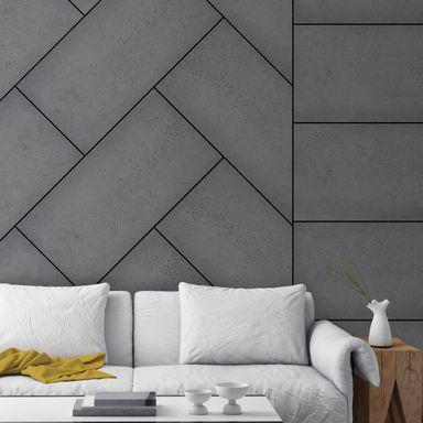 Beton Architektoniczny Szary Steinblau Kamien Elewacyjny I Dekoracyjny W Atrakcyjnej Cenie W Sklepach Leroy Merlin Tile Design Design Home