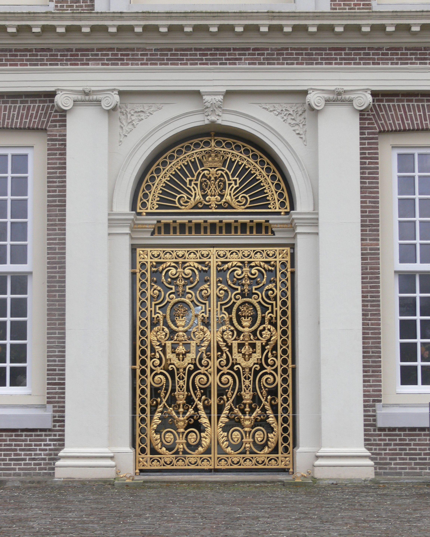 Guide Palace Backdoors