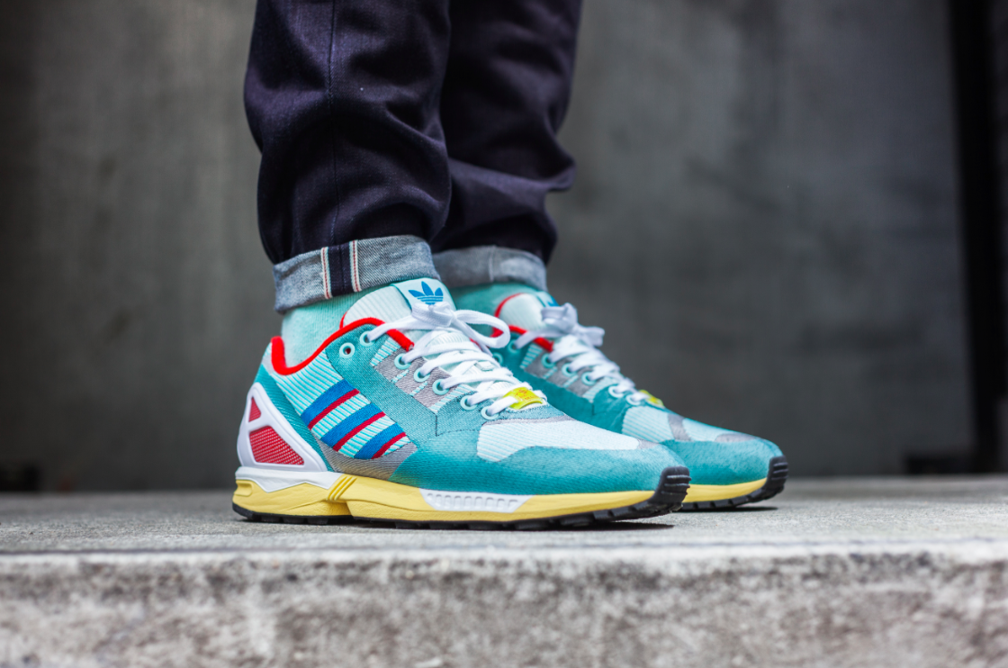 They Re Back But Not Like You Know Them This Week S Kickoftheweek Adidasoriginals Zx Flux 9000 Og Weave B Adidas Originals Zx Flux Adidas Zx Flux Zx Flux