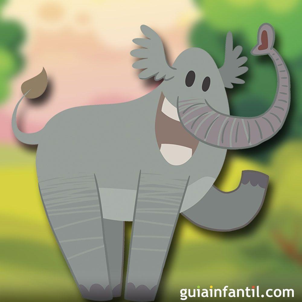 El Elefante Bernardo Cuento Con Valores Para Ninos Literatura Para Ninos Cuentos De Valores Lectura Cortas Para Ninos