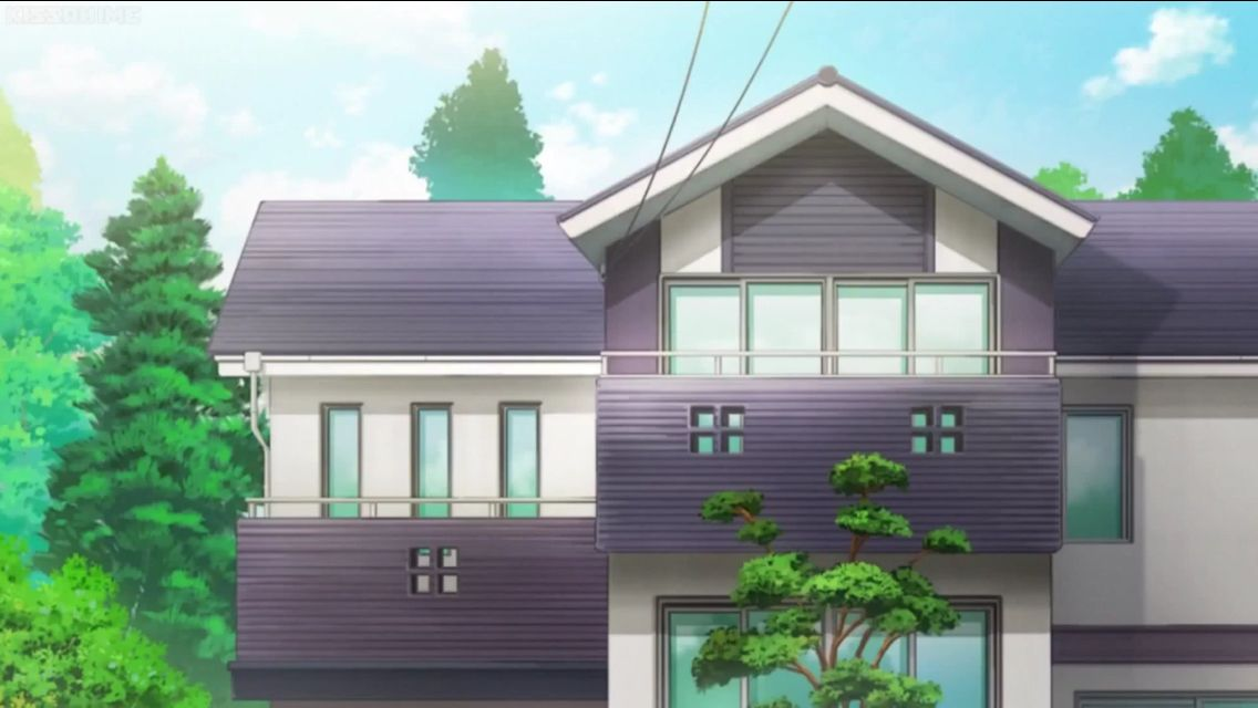 Screenshot yourlieinApril Your lie in april, House