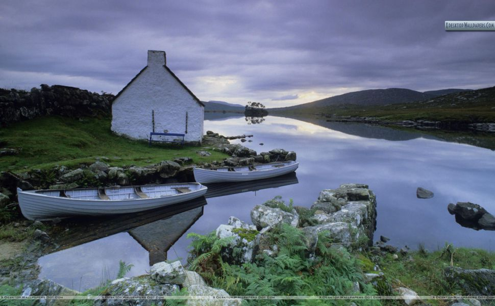 Galway Ireland Hd Wallpaper Ireland Landscape Ireland Pictures Connemara