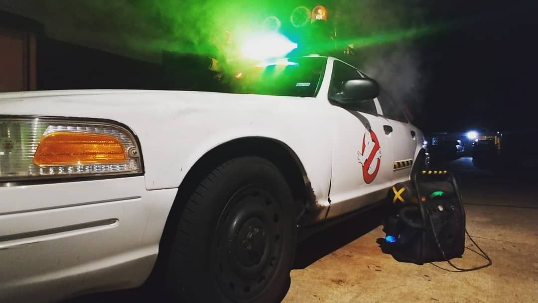 Was The Cop In Halloween 2020 In The Original Ghostbusters crown vic ECTO 345 | Full movies online free