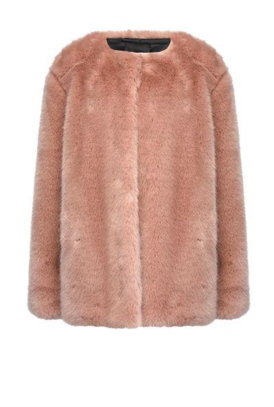 da19a5fc1 Pinko Faux fur coat | GIGI'S FALL and WINTER FASHIONS PREVIEW | Fur ...