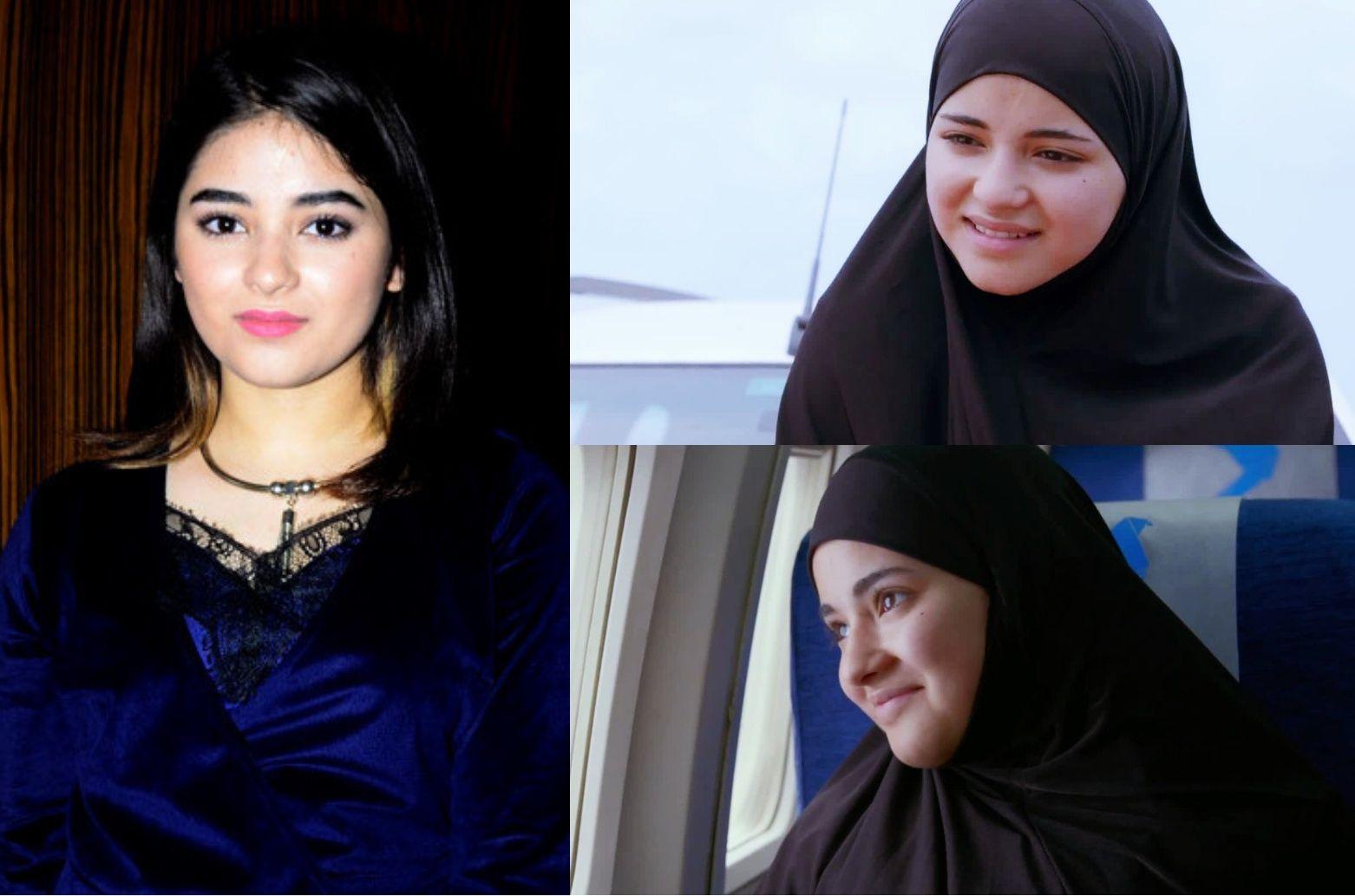 Zaira Wasim - Sana Khan