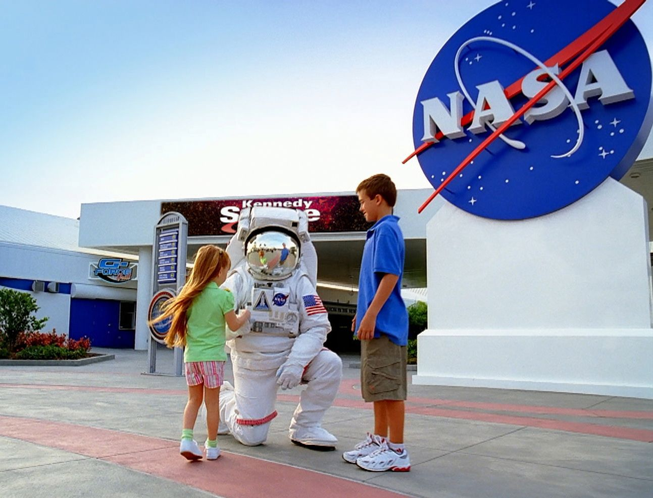 Meet an Astronaut at Kennedy Space Center