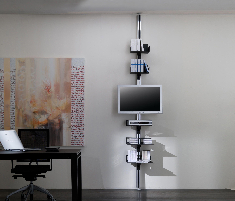Https Www Architonic Com En Product Aico Design Totem Tv Dvd  # Meuble Tv Techno