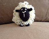 Knitted Sheep Farm Toy - Stuffed Toy - Stuffed Animal - Soft Toy