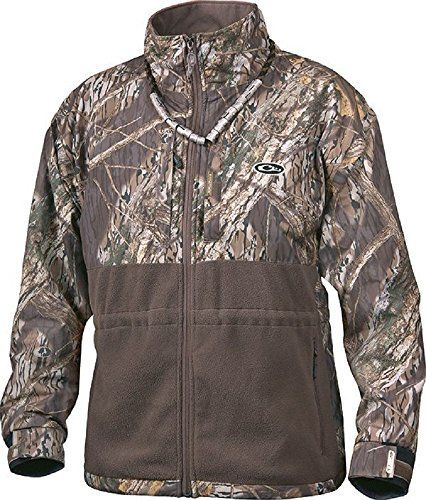 Drake Men's MST Eqwader Full Zip SDB DW4330 (SM) by Drake Waterfowl. Drake Men's MST Eqwader Full Zip SDB DW4330 (SM). Small.