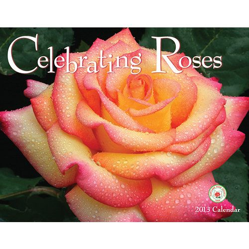 Celebrating Roses Wall Calendar: Celebrating Roses gives us America's official flower in all its beauty and variety. The rose's rich colors and elegant petal structure come alive in photographs by Rich Baer, an award-winning member of the Portland Rose Society.  $14.95  http://www.calendars.com/Flowers/Celebrating-Roses-2013-Wall-Calendar/prod201300002341/?categoryId=cat00103=cat00103#