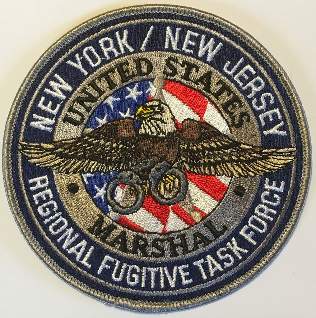 US FEDERAL AIR MARSHAL POLICE SHOULDER PATCH