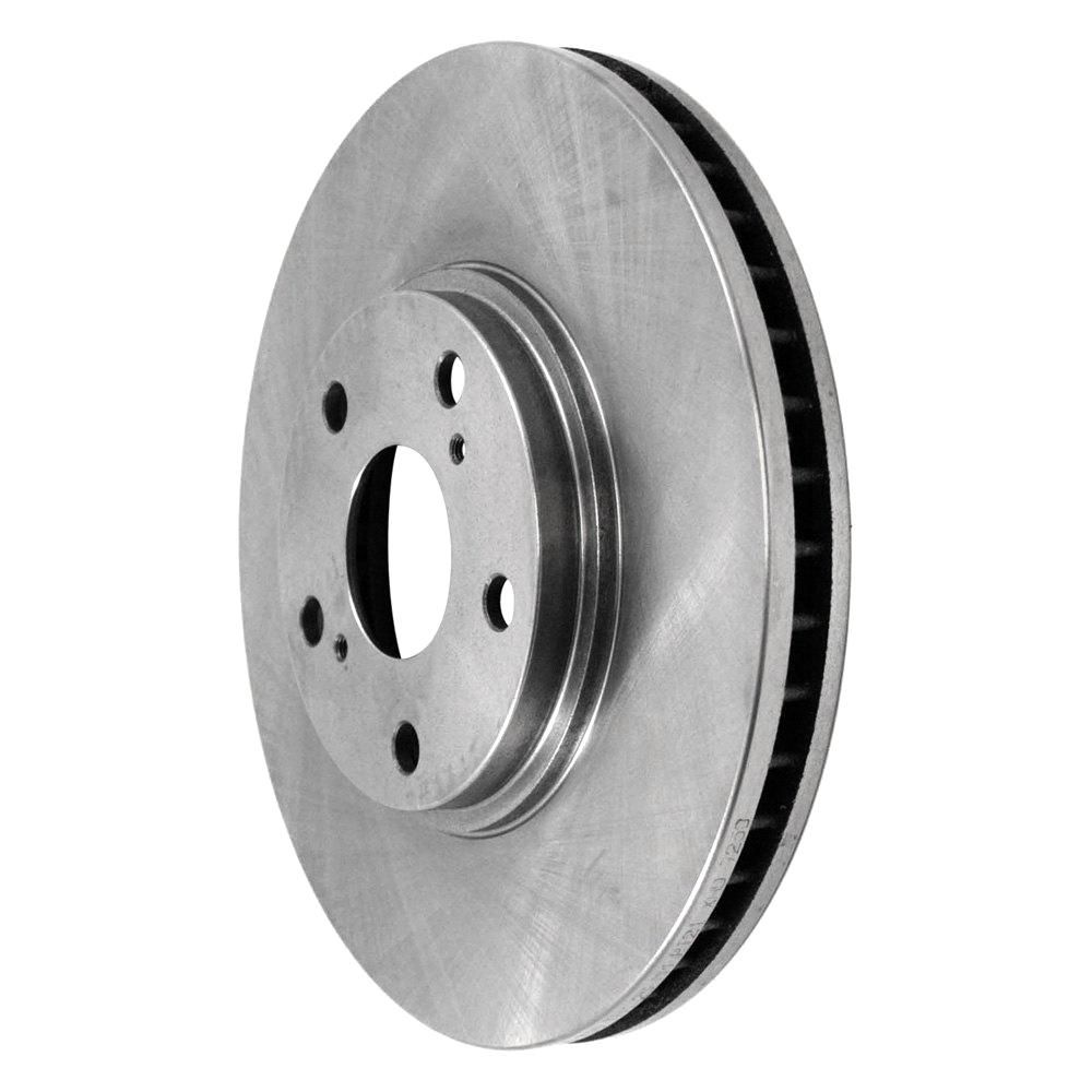 Dura Corp Disc Brake Rotor - Front-BR31266