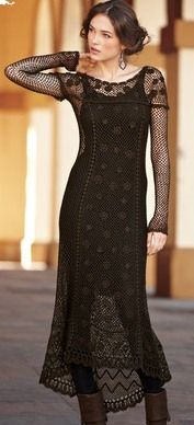 Stunning Edwardian Pima Cotton Lace Dress