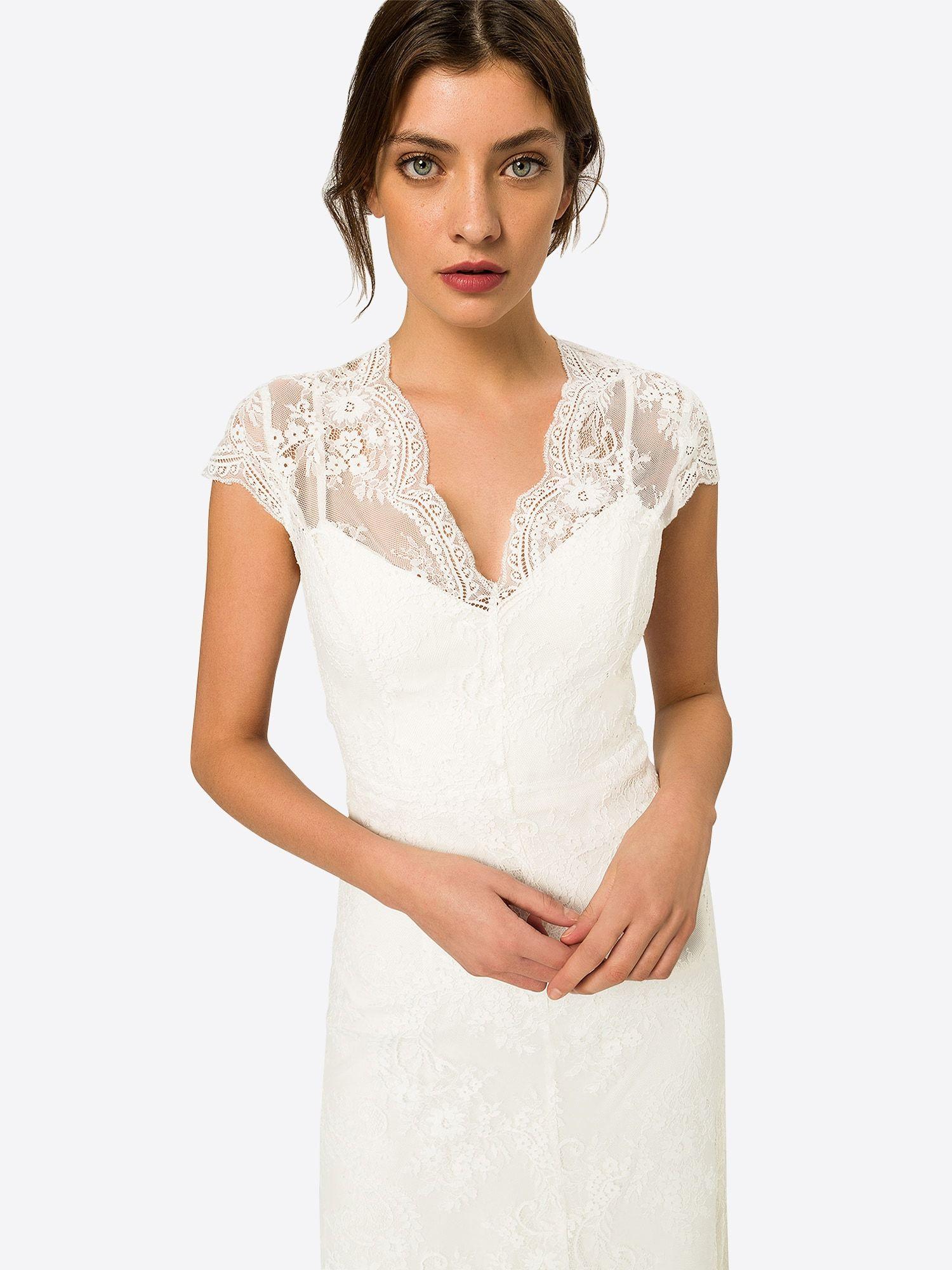 IVY & OAK Brautkleid Damen, Weiß, Größe 14  Zalando brautkleid