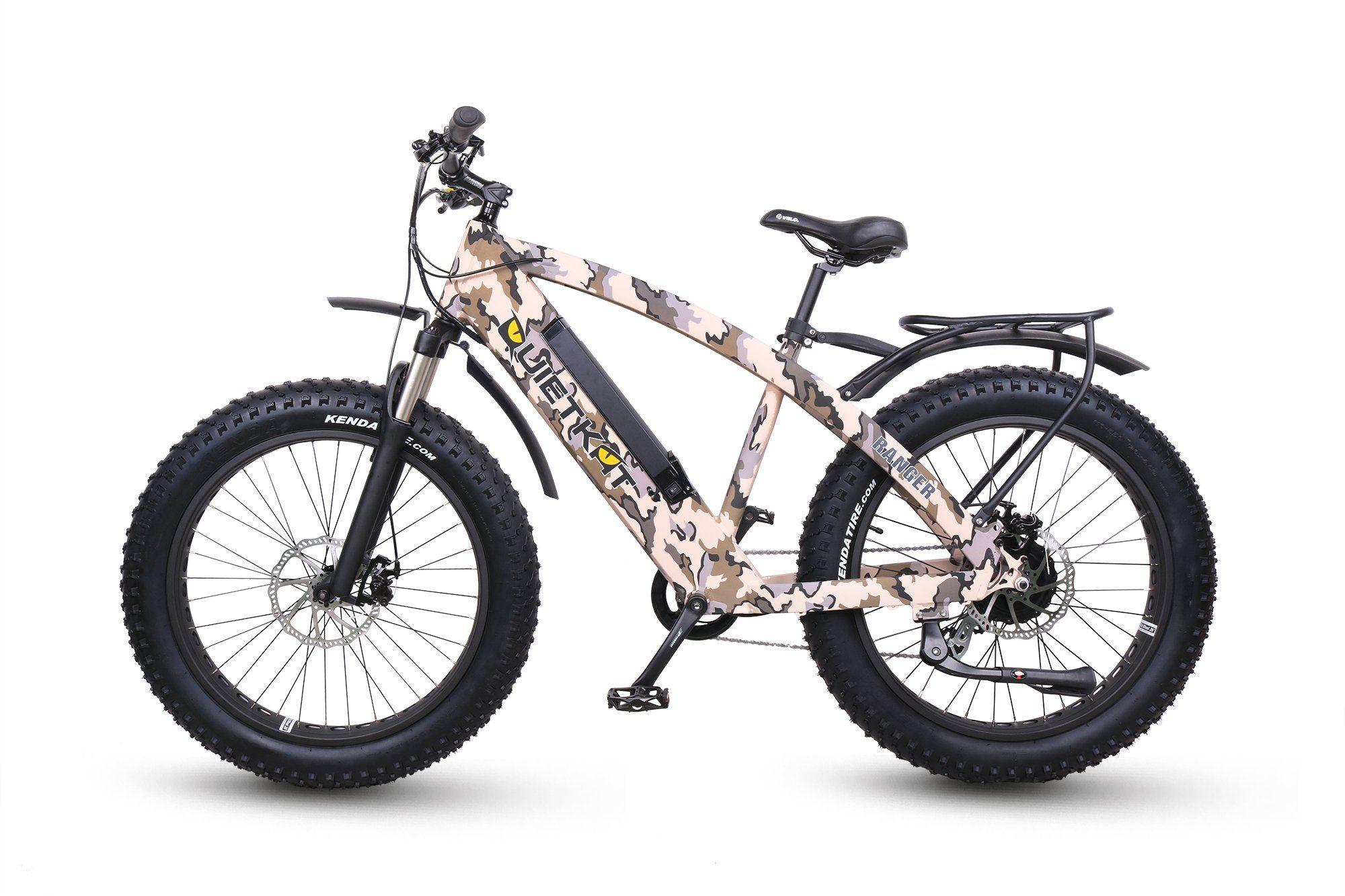 Quietkat Ranger 750w Electric Bike Camo Best Electric Bikes Electric Bike Bike