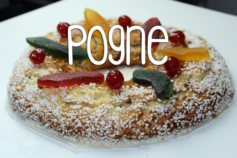 Brioche des Rois (ou Pogne) d'Amandine Cuisine => La ...