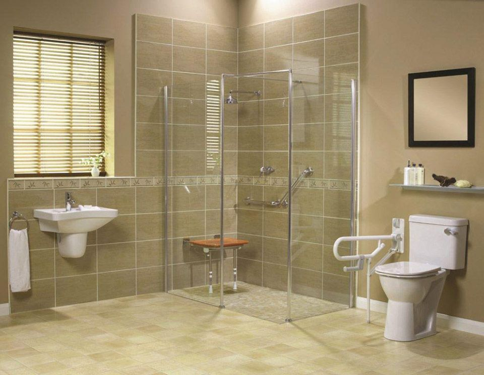 Sturdy Shower Bases Are Made Of Glass Reinforced Plastic And Can Be Set  Directly On Floor Joists To Create A Step Free (zero Threshold) ...