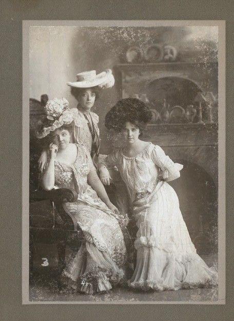 Victorian Beauties