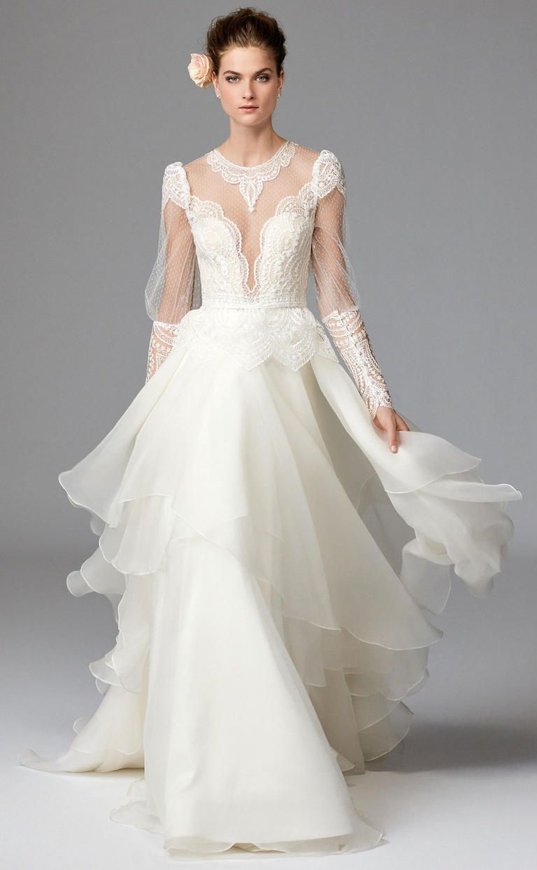Nice wedding dresses  Lace Brocade and Embroidery for Days at Watters Fall   Fall