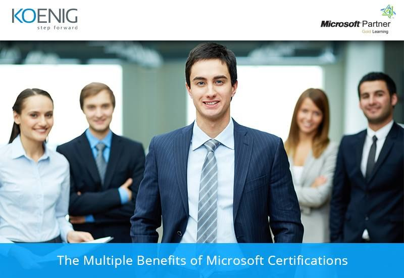 Your Training For Different Microsoft Certifications From Koenig