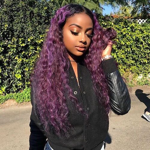 51 Best Hair Color For Dark Skin That Black Women Want 2019 Be Trendsetter Hair Color For Dark Skin Hair Styles Cool Hair Color