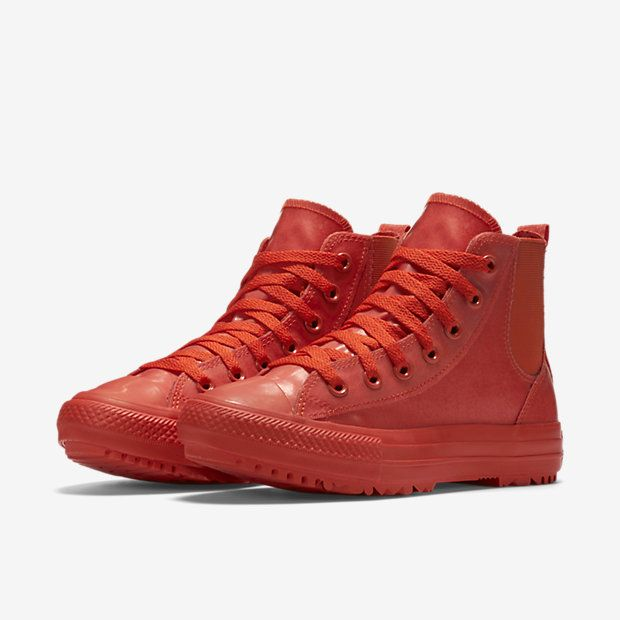 7beb19e088affe Converse Chuck Taylor All Star Rubber Chelsee Women s Boot