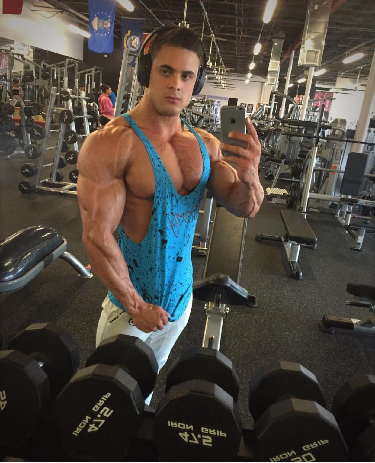 Logan Franklin Fitness Motivation Bodybuilding Fitness